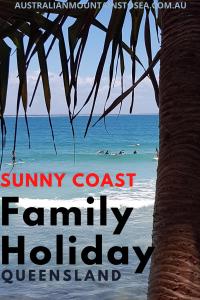 Family Holiday Sunshine Coast