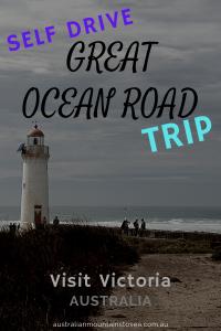 Self Drive Great Ocean Road Trip