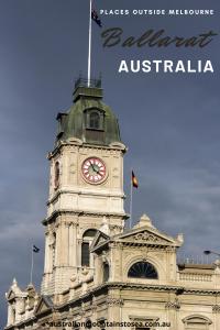What to do in Ballarat