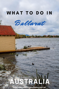 Ultimate guide on what to do in Ballarat.