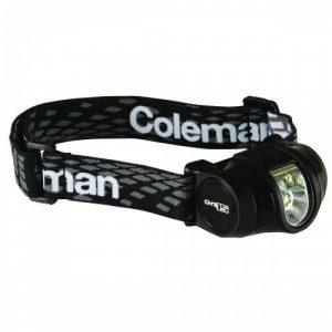 COLEMAN HT15 Headlamp - Rechargeable Head Torch Australia