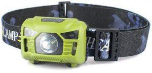 ESEN97 LED Motion Sensing Headlamp - Rechargeable Head Torch Australia