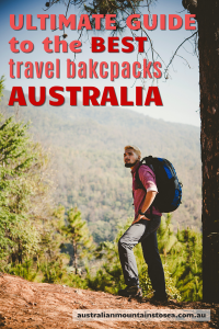 Ultimate Guide To The Best Backpacks For Travel Australia 2021 - Outdoor Adventure