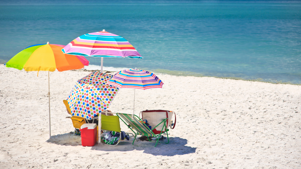 The Best Beach Umbrella Australia - Travel Tips