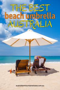 Ultimate Guide To The Best Beach Umbrella Australia 2021