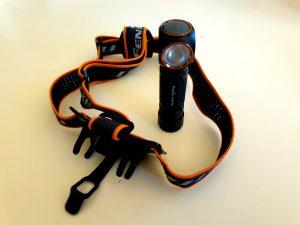 Fenix rechargeable headtorch - Fenix HM61R